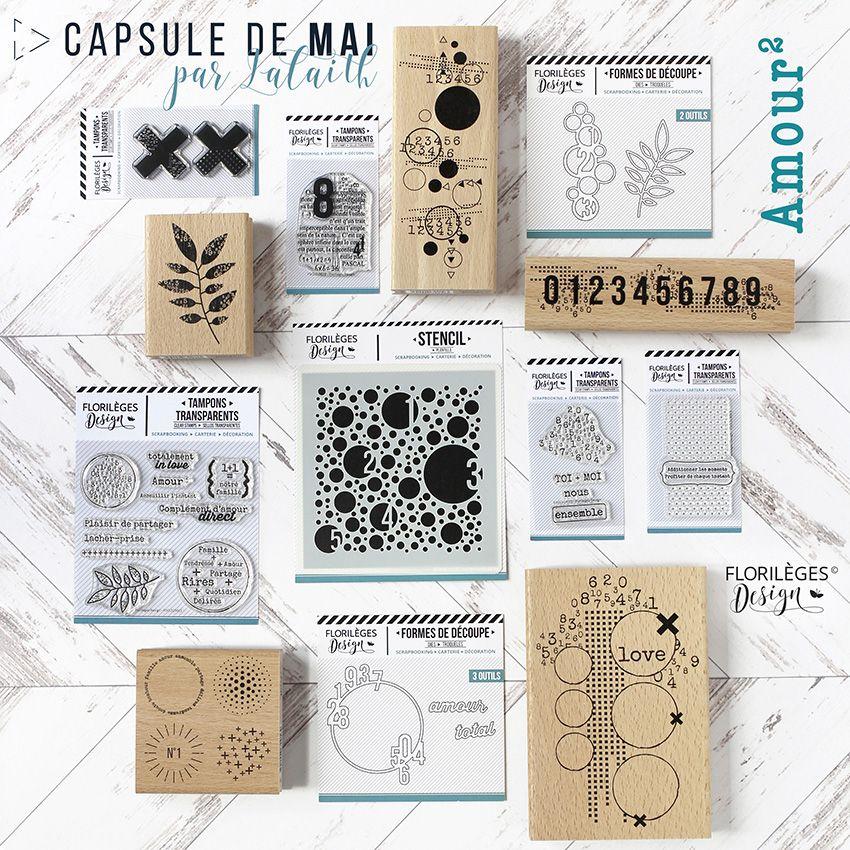 Pack capsule MAI 2019