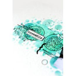 Tampons clear NUAGE DE CHIFFRES par Florilèges Design. Scrapbooking et loisirs créatifs. Livraison rapide et cadeau dans chaq...