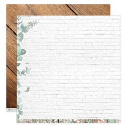 Parfait pour créer : Papier imprimé LA MAISON DE JEANNE 8 par Florilèges Design. Livraison rapide et cadeau dans chaque comma...