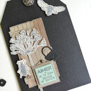 Outils de découpe QUINCAILLERIE par Florilèges Design. Scrapbooking et loisirs créatifs. Livraison rapide et cadeau dans chaq...