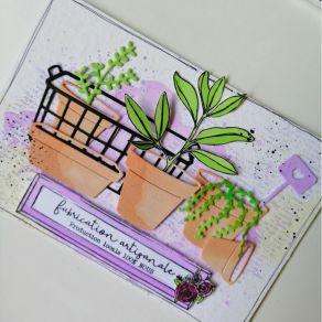 Outils de découpe MA PETITE SERRE par Florilèges Design. Scrapbooking et loisirs créatifs. Livraison rapide et cadeau dans ch...