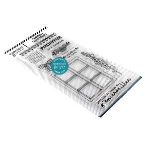 Parfait pour créer : Tampons clear S'ÉMERVEILLER par Florilèges Design. Livraison rapide et cadeau dans chaque commande.