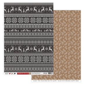 Commandez Papier imprimé CHRISTMAS COCOONING 3 Florilèges Design. Livraison rapide et cadeau dans chaque commande.