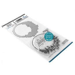 Combo Clear Die CHRISTMAS COCOONING 2 par Florilèges Design. Scrapbooking et loisirs créatifs. Livraison rapide et cadeau dan...
