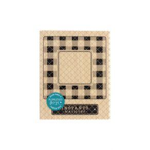 Commandez Tampon bois CADRE MAGIQUE Florilèges Design. Livraison rapide et cadeau dans chaque commande.