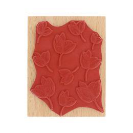 Tampon bois BOUTONS LÉGERS par Florilèges Design. Scrapbooking et loisirs créatifs. Livraison rapide et cadeau dans chaque co...