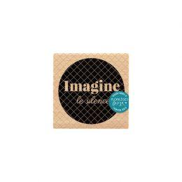 PROMO de -40% sur Tampon bois IMAGINE Florilèges Design