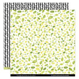 Commandez Papier imprimé YELLOW 5 Florilèges Design. Livraison rapide et cadeau dans chaque commande.