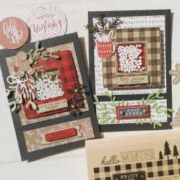 Tampon bois CADRE MAGIQUE par Florilèges Design. Scrapbooking et loisirs créatifs. Livraison rapide et cadeau dans chaque com...