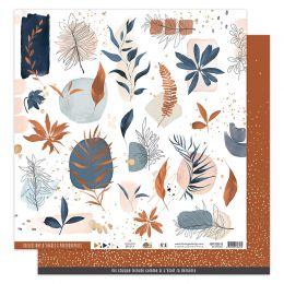 Kit imprimé OR SAISON par Florilèges Design. Scrapbooking et loisirs créatifs. Livraison rapide et cadeau dans chaque commande.