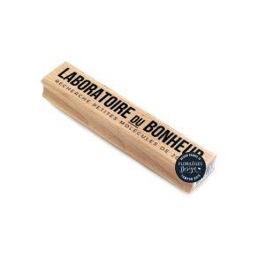 Tampon bois LABORATOIRE DU BONHEUR