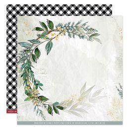 Papier imprimé OH WINTER 4 par Florilèges Design. Scrapbooking et loisirs créatifs. Livraison rapide et cadeau dans chaque co...