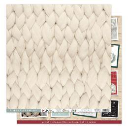 Papier imprimé OH WINTER 6 par Florilèges Design. Scrapbooking et loisirs créatifs. Livraison rapide et cadeau dans chaque co...