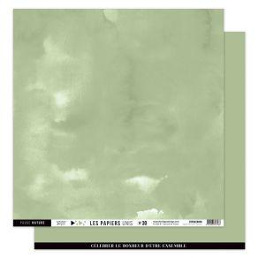 Kit Papiers Unis OH WINTER par Florilèges Design. Scrapbooking et loisirs créatifs. Livraison rapide et cadeau dans chaque co...