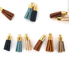 Mini pompons OR SAISON par Florilèges Design. Scrapbooking et loisirs créatifs. Livraison rapide et cadeau dans chaque commande.