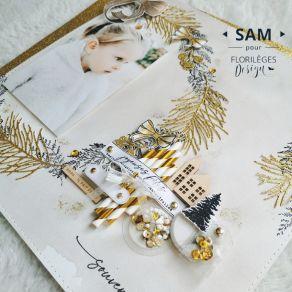 Tampons clear POÉSIE D'HIVER par Florilèges Design. Scrapbooking et loisirs créatifs. Livraison rapide et cadeau dans chaque ...