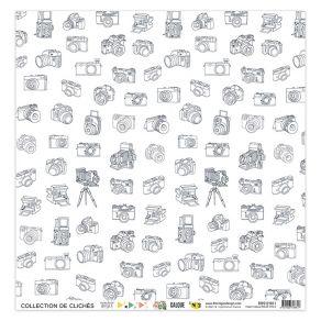 Kit Papier Calque DOLCE VITA par Florilèges Design. Scrapbooking et loisirs créatifs. Livraison rapide et cadeau dans chaque ...