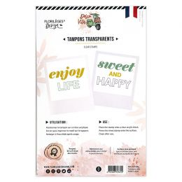 Tampons clear SWEET LOVE