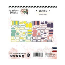 Étiquettes N°27 DOLCE VITA