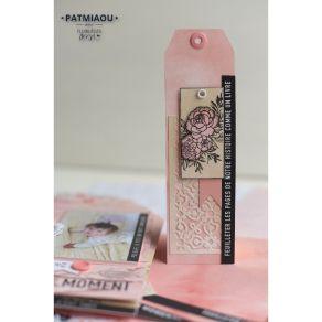 Tampon bois MINI BOUQUET par Florilèges Design. Scrapbooking et loisirs créatifs. Livraison rapide et cadeau dans chaque comm...