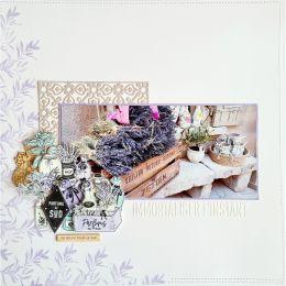 Tampons clear PARFUMS DU SUD par Florilèges Design. Scrapbooking et loisirs créatifs. Livraison rapide et cadeau dans chaque ...
