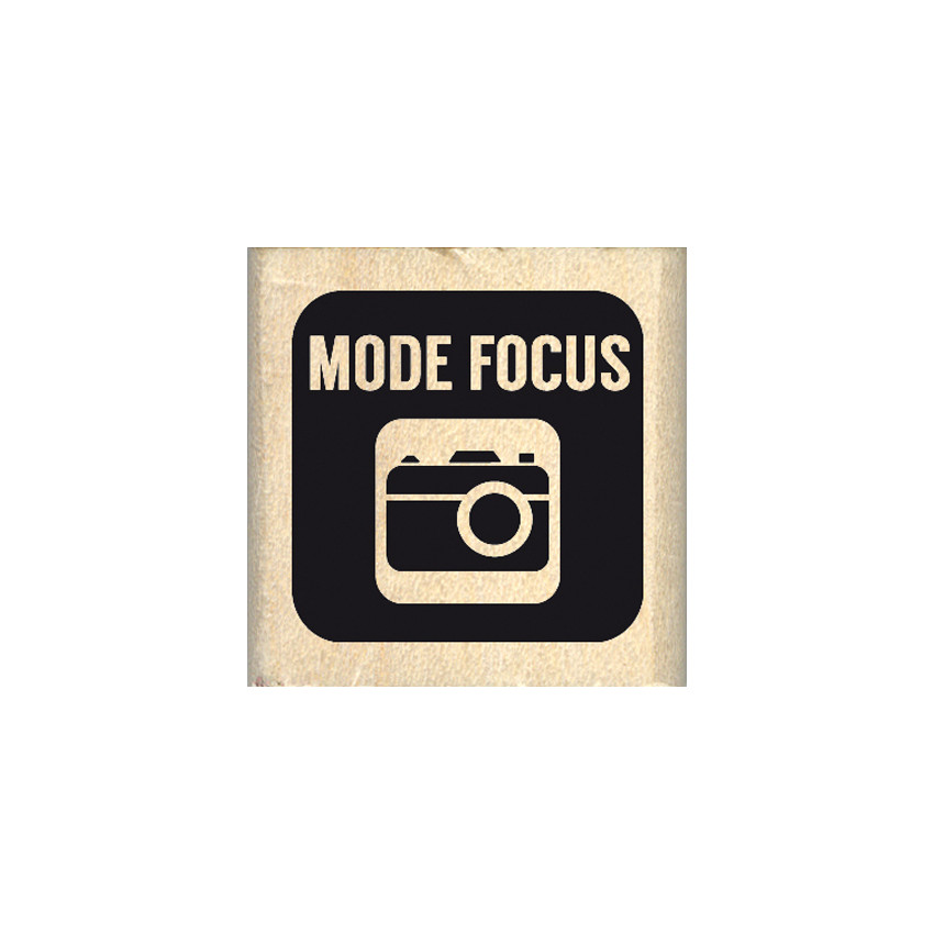 CARRÉ MODE FOCUS
