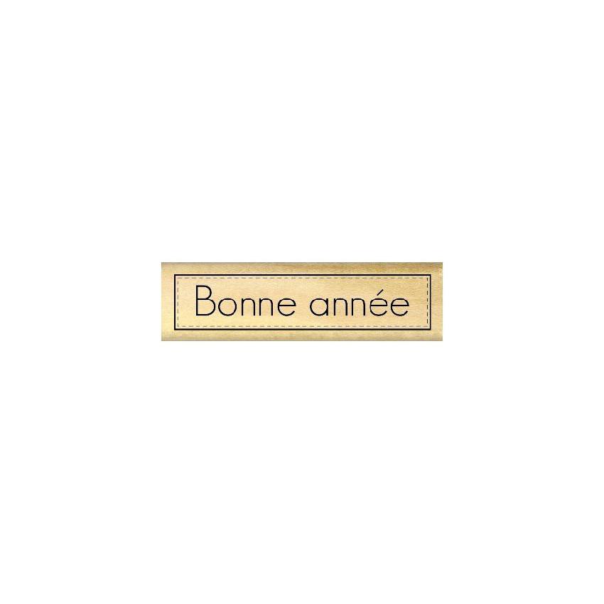 ETIQUETTE BONNE ANNEE