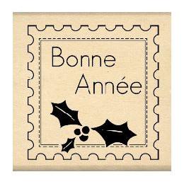 TIMBRE BONNE ANNEE