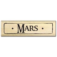ETIQUETTE MARS