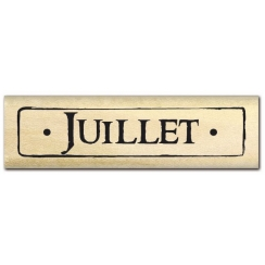 ETIQUETTE JUILLET