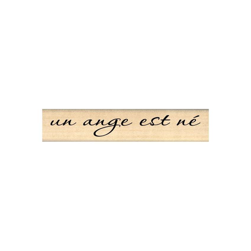 UN ANGE EST NE