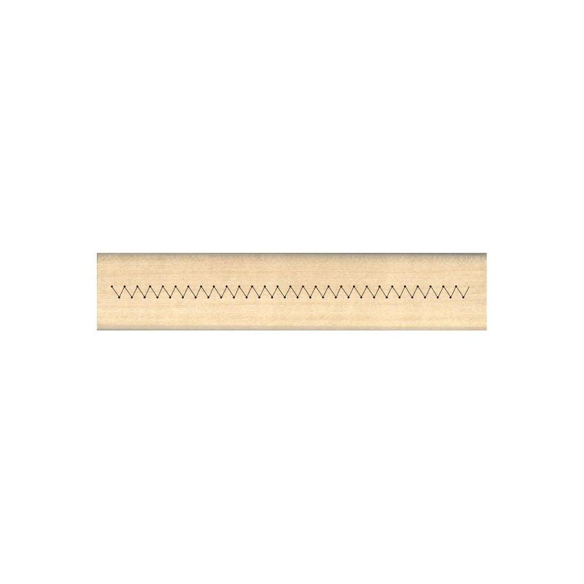 Tampon bois COUTURE par Florilèges Design. Scrapbooking et loisirs créatifs. Livraison rapide et cadeau dans chaque commande.