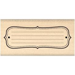 Tampon bois PETITE PARENTHESE LIGNÉE par Florilèges Design. Scrapbooking et loisirs créatifs. Livraison rapide et cadeau dans...