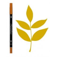 Feutre encreur Floricolor SAFRAN par Florilèges Design. Scrapbooking et loisirs créatifs. Livraison rapide et cadeau dans cha...