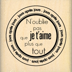 N\'OUBLIE PAS