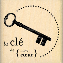 LA CLE DE MON COEUR