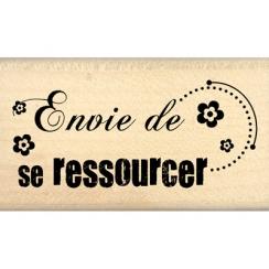 ENVIE DE SE RESSOURCER