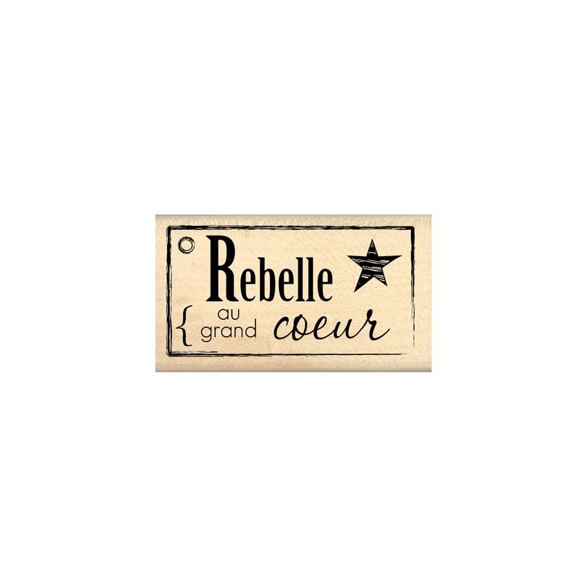 REBELLE AU GRAND COEUR
