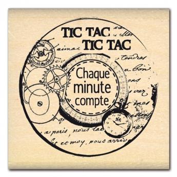 CHAQUE MINUTE COMPTE