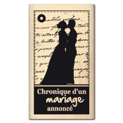 MARIAGE ANNONCE