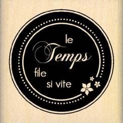 LE TEMPS FILE SI VITE