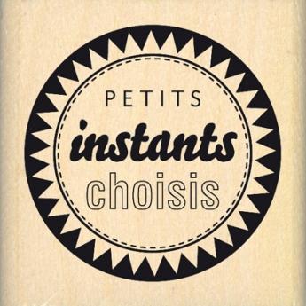 PETITS INSTANTS CHOISIS