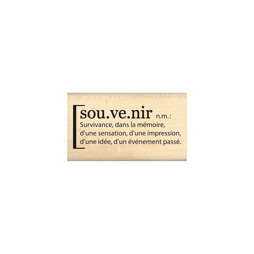 DEFINITION DU SOUVENIR