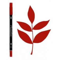 Feutre encreur Floricolor COQUELICOT par Florilèges Design. Scrapbooking et loisirs créatifs. Livraison rapide et cadeau dans...