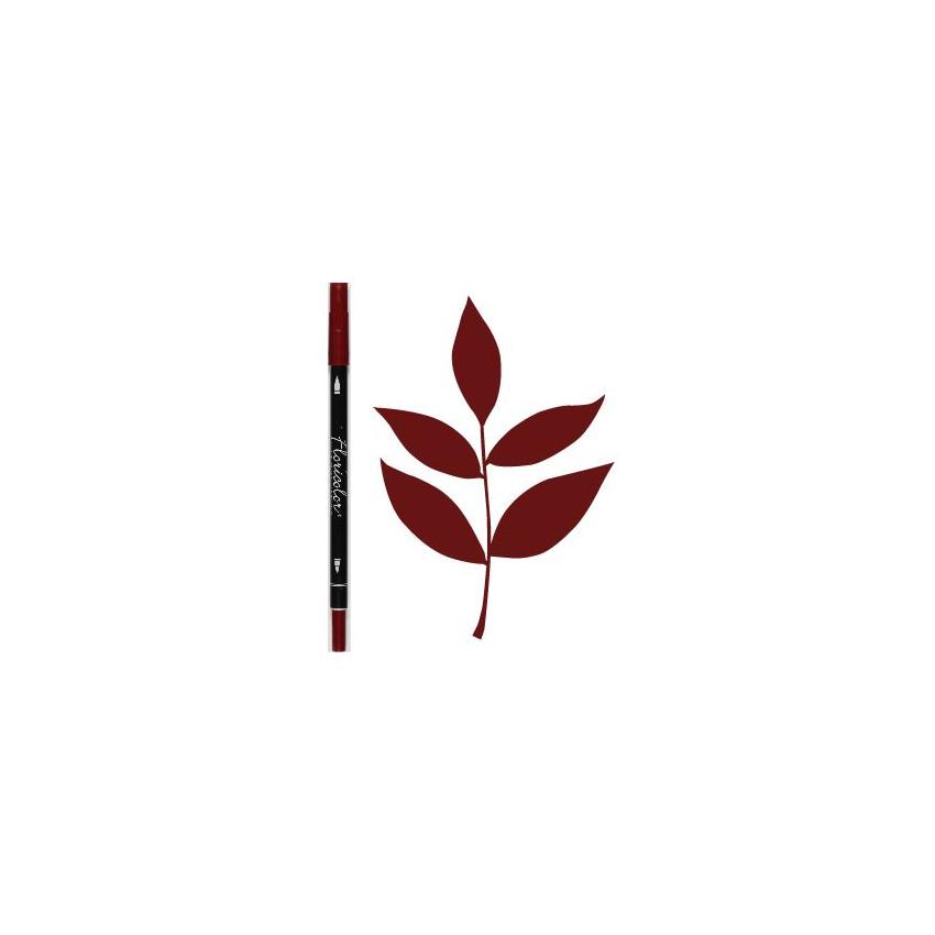 PROMO de -60% sur Feutre encreur Floricolor AMARANTE Florilèges Design