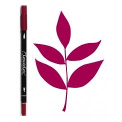 Feutre encreur Floricolor FRAMBOISINE par Florilèges Design. Scrapbooking et loisirs créatifs. Livraison rapide et cadeau dan...