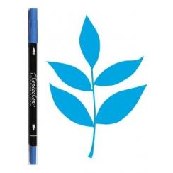 PROMO de -60% sur Feutre encreur Floricolor BLEU ELECTRIQUE Florilèges Design