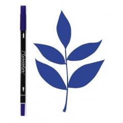 Feutre encreur Floricolor COBALT par Florilèges Design. Scrapbooking et loisirs créatifs. Livraison rapide et cadeau dans cha...