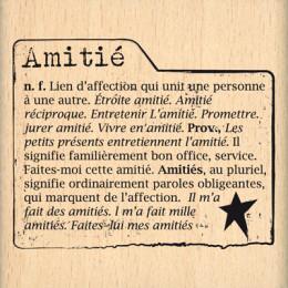 ONGLET AMITIE