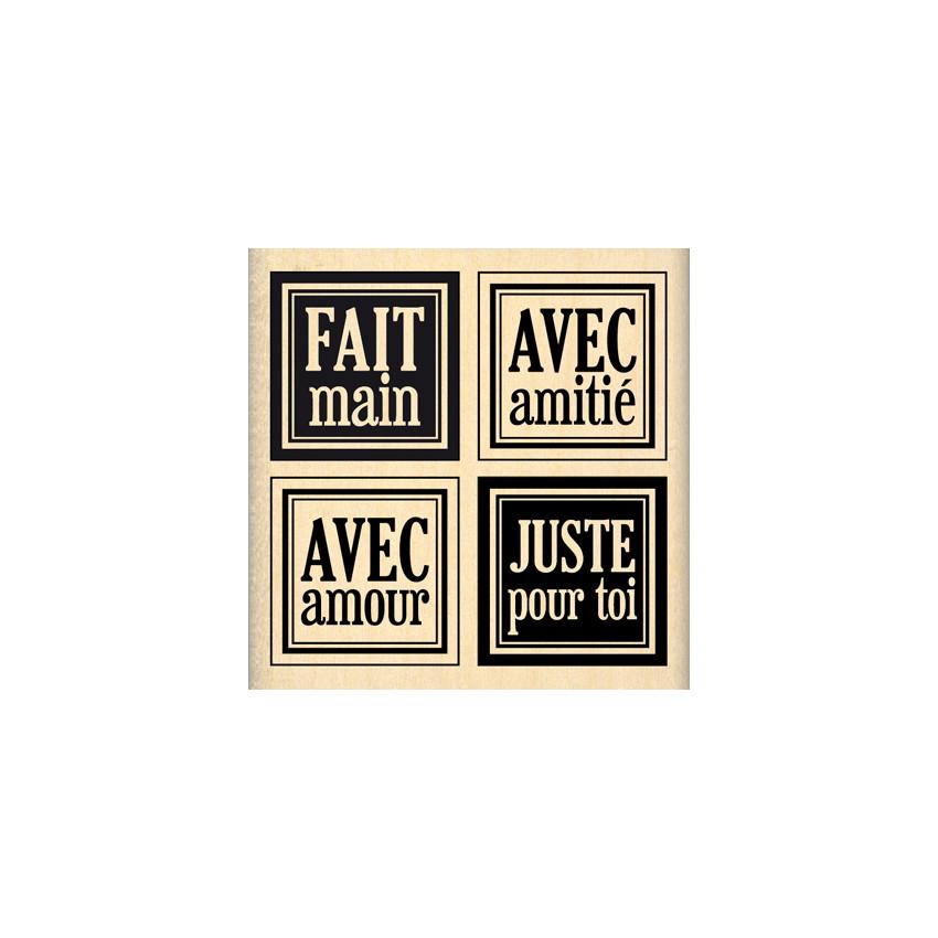 FAIT JUSTE AVEC AMOUR